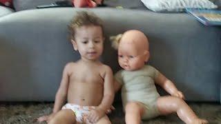 Огромная Бразильская Кукла Рады И Саморазитие Играми. Лайв21