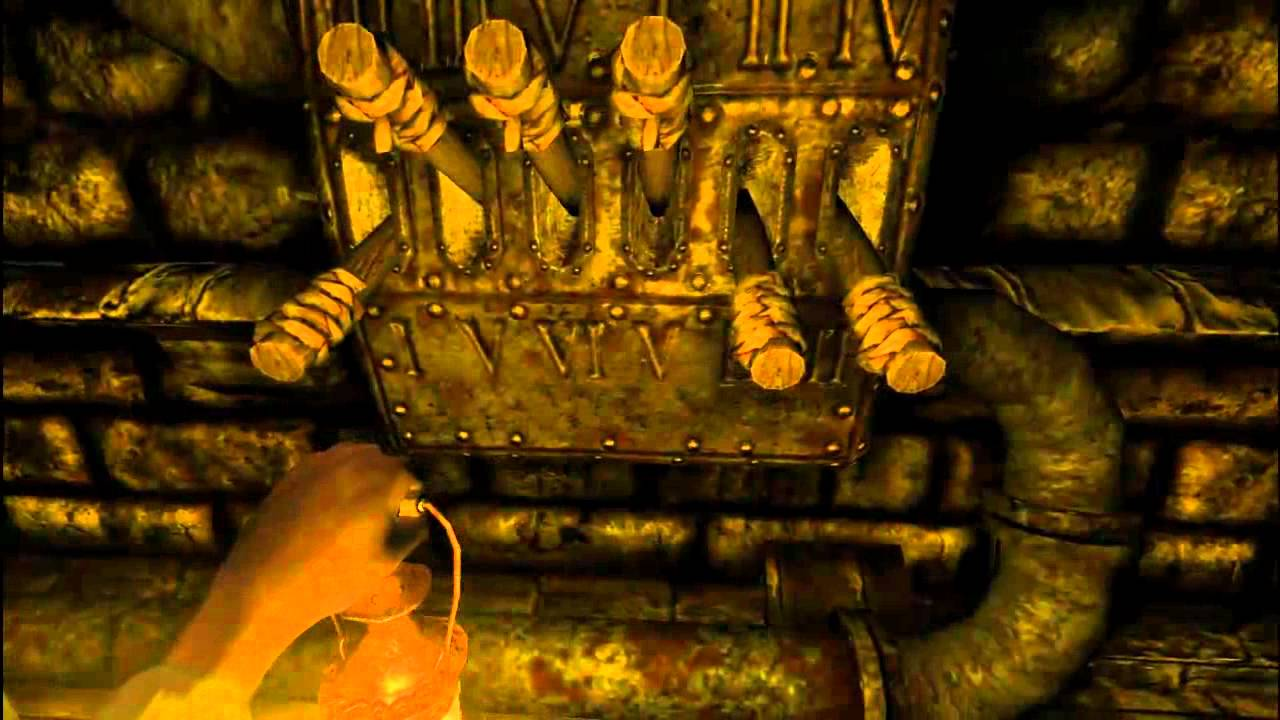 Amnesia the dark descent finding the rods[3] - YouTube