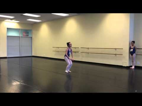 RAD grade 4 ballet-Turns