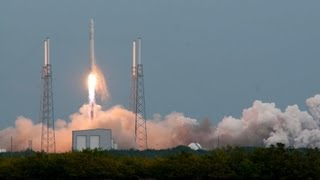 SpaceX CRS-2 Launch to International Space Station