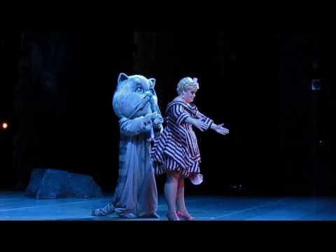 Опера на льду Ария куклы из Сказок Гофмана