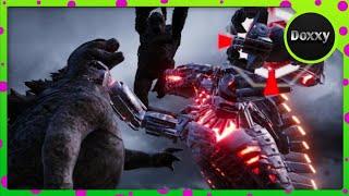 New Godzilla VS Old Godzilla & King Kong