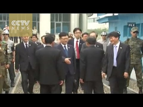 High-level talks between S.Korea and DPRK begin amid tensions