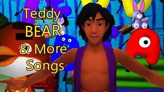 Teddy Bear & More Songs | Kids Songs | Nursery Rhymes | Baby Songs | Children Songs