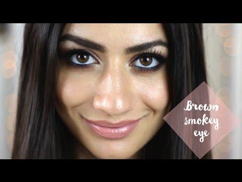 grwm---brown-smokey-eye-|-alexa-gonçalves
