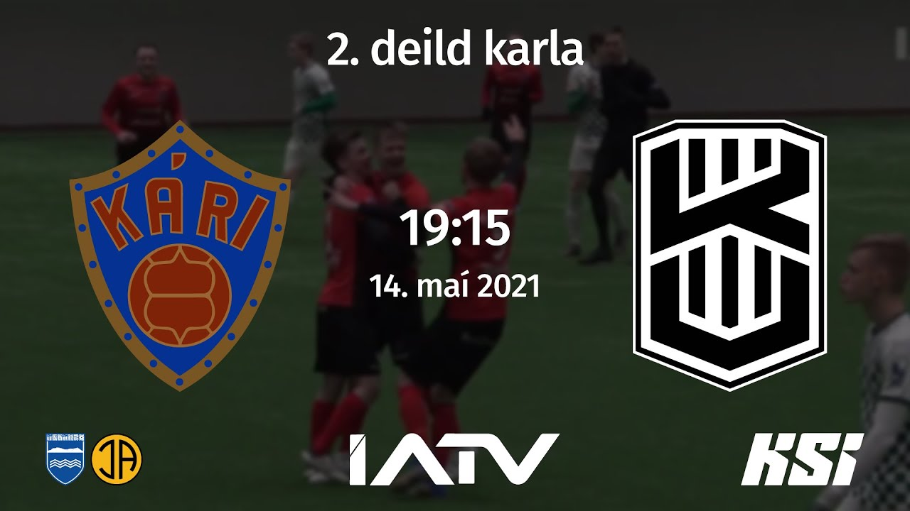 Download Kári - KV (2. deild karla)