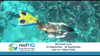 Cora the Mermaid Appearance 22 September - 28 September Thumbnail
