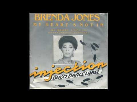 Brenda Jones - My Heart's Not In (1982)