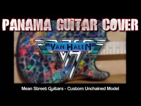 ► Panama - Van Halen - Guitar Cover