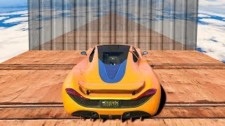 Video 99% IMPOSSIBLE INVISIBLE WALL RACE! (Gta 5 Funny Moments) download MP3, 3GP, MP4, WEBM, AVI, FLV September 2017