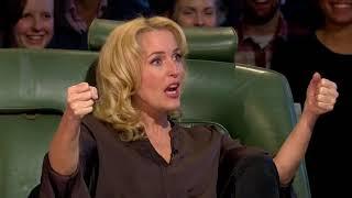 Gillian Anderson//Top Gear