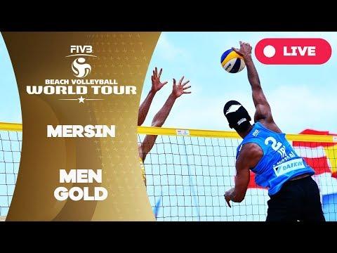 Mersin - 2018 FIVB Beach Volleyball World Tour - Men Gold Medal Match