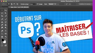 Best Photoshop Tutorial for Beginners in French language