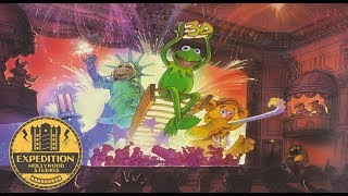 The History of Muppet*Vision 3D and the Cancelled Muppets Land | Expedition Hollywood Studios