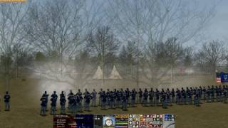 Scourge of War Shiloh: First look - Blood Red Banners