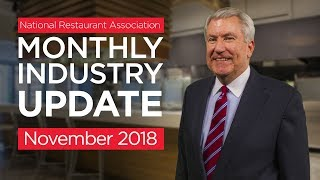 Restaurant Industry Update November 2018