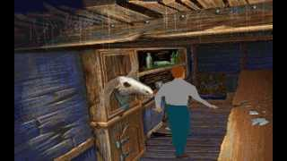 DOS Game: Alone in the Dark 3