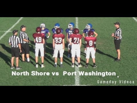North Shore MS vs Port Washington 10/20/17