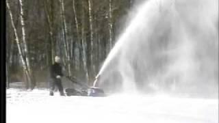 BCS Snow Blower / Snow Thrower