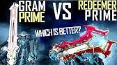 Warframe Redeemer prime simulacrum testing(0 forma, catalyst, high