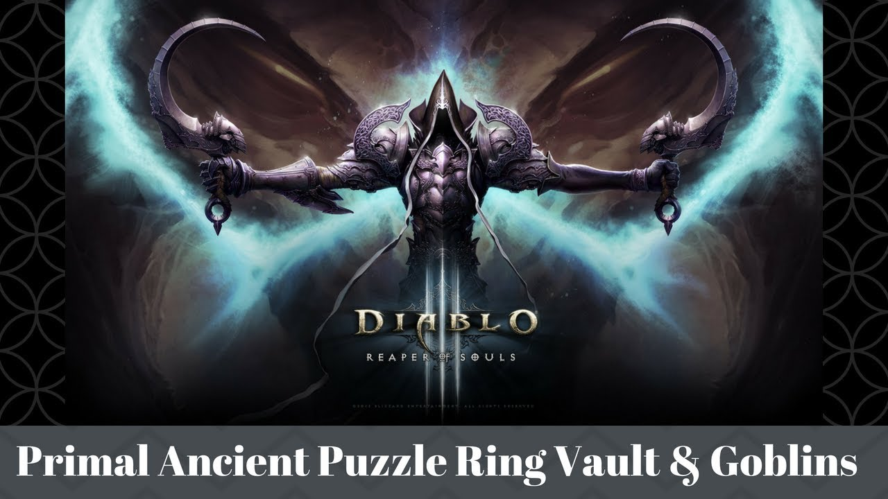 Where To Get Puzzle Ring Diablo