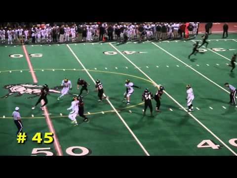 Ryan Murphy James Logan game Highlights Nov 14, 2014