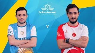 CS:GO - Argentina vs. Turkey [Train - Map 1] - Lan Finals TWC 2016