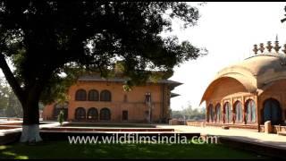 Deeg Palace in Deeg, Rajasthan