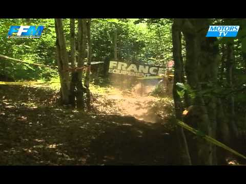 Chpt France Enduro Saint Cirgues - Catégorie E3