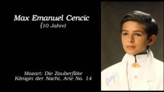 Max Emanuel Cencic - Mozart Die Zauberflöte -Königin der Nacht Arie No14