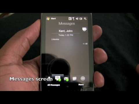 HTC Touch Pro 2 Features PART ONE
