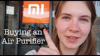 Eva my Air Purifier | Study Abroad China