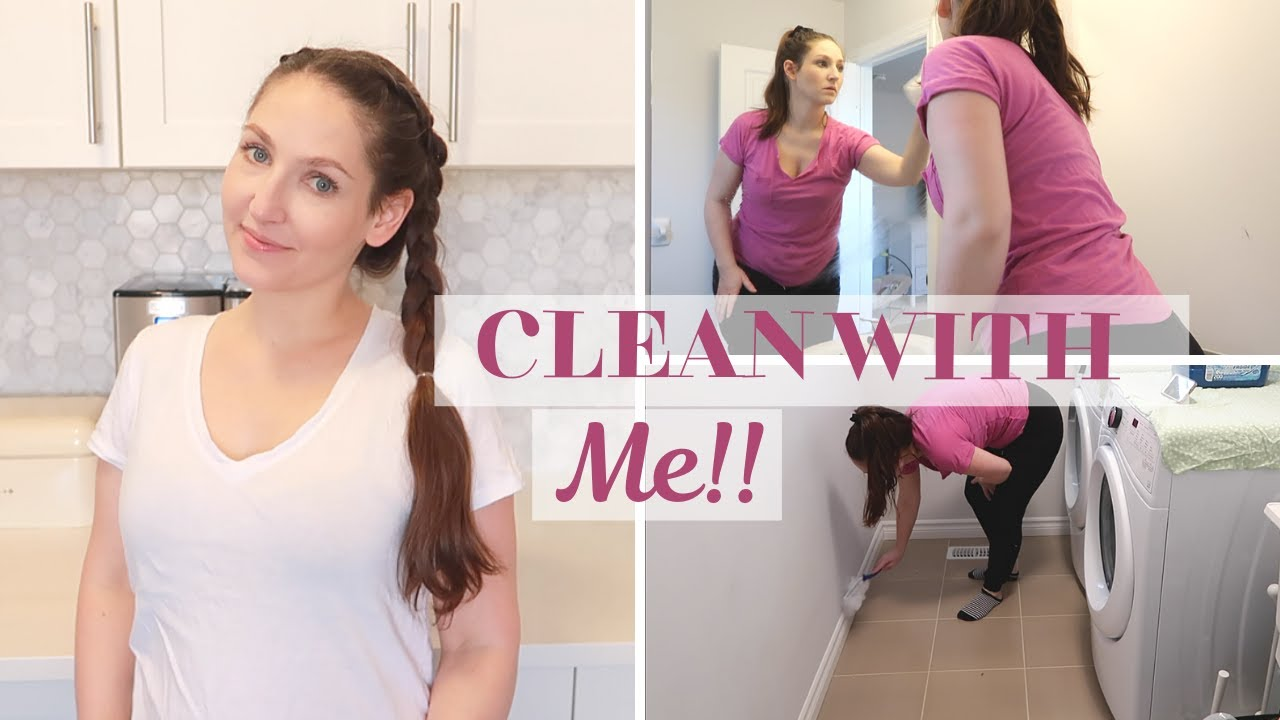 Clean With Me! || Master Bedroom and Bathroom Clean Up! || #mondaymotivation