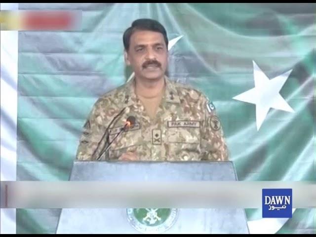 Apna Difah hamara Haq ha,DG ISPR Major General Asif Ghafoor