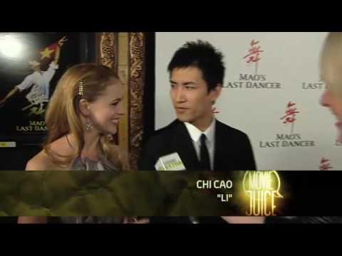 Mao's Last Dancer Premiere