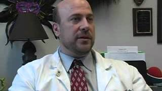 Dr. Michael Burke discusses different stages of diagnosis and treatment for depression