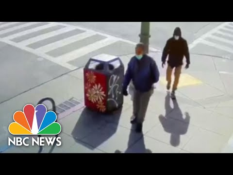 Hate Crimes Against Asian Americans On The Rise | NBC News NOW
