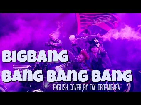 BIGBANG (빅뱅) - BANG BANG BANG | English Cover by JANNY