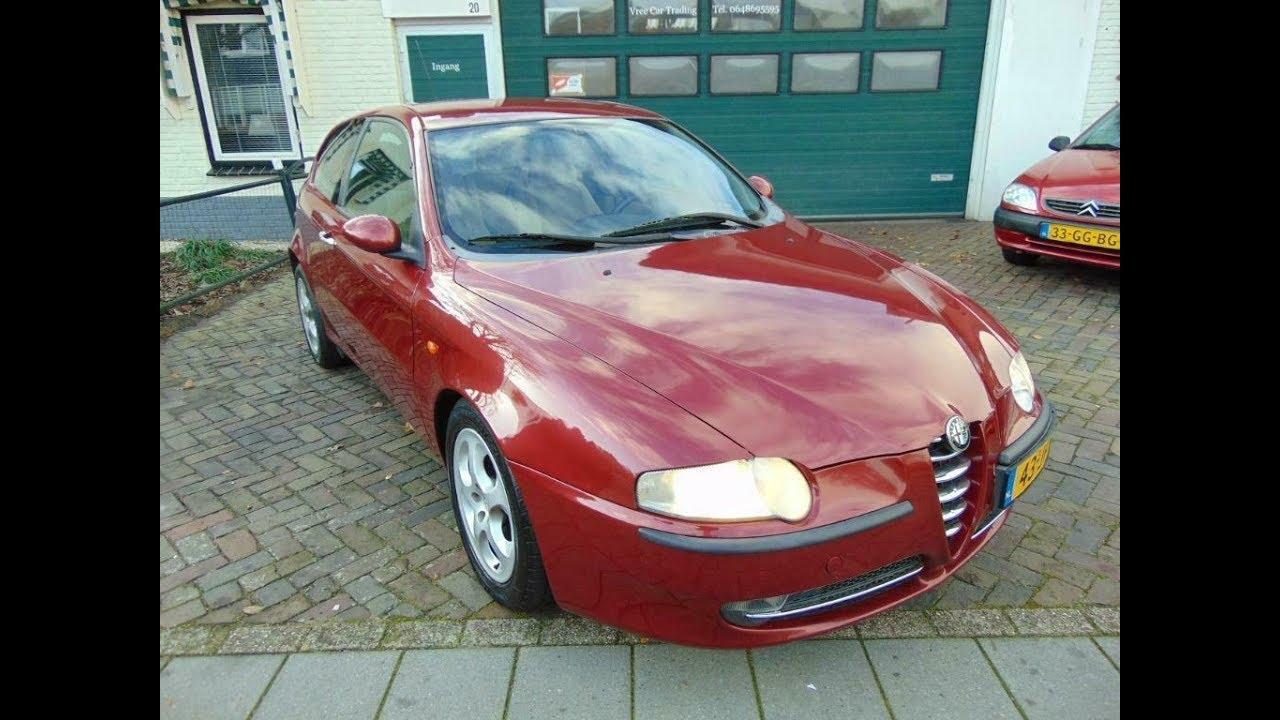 Vree Car Trading Alfa Romeo Alfa 147 20 T Spark 16v