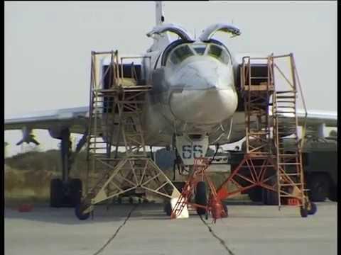 Ту-22М3 и Су-27: