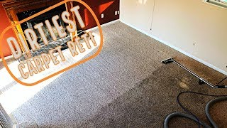 Cleaning Really Dirty Carpet