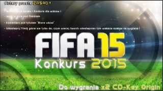 KONKURS FIFA 15 - Do wygrania 2x CD-key do gry Fifa 15