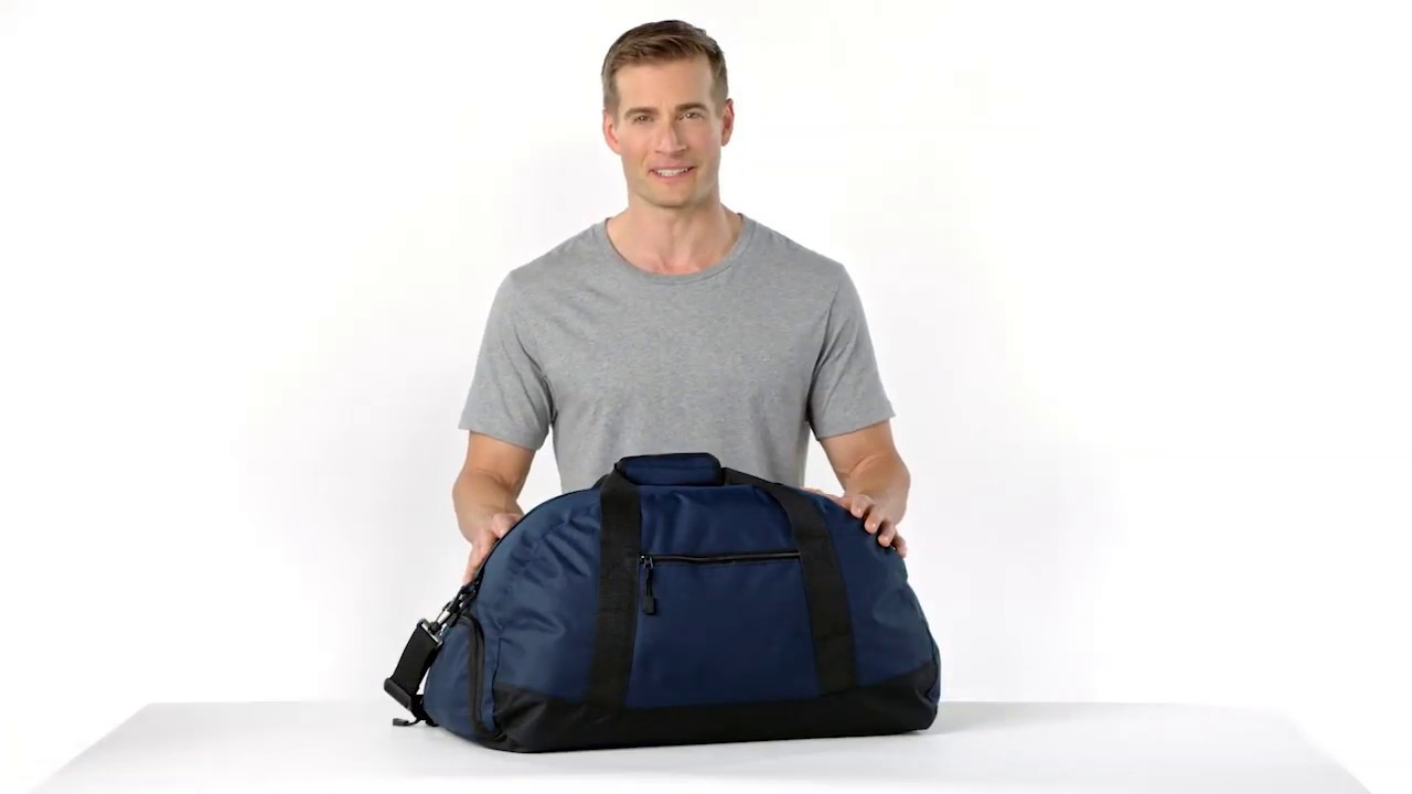 5d12618753b5 Port Authority BG980 Improved Basic Large Duffel Buy at ApparelnBags ...