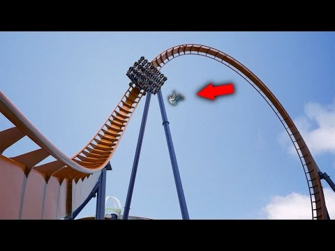 TOP 5 TRAGIC Roller Coaster ACCIDENTS Caught On Camera ( Theme Park Injuries )