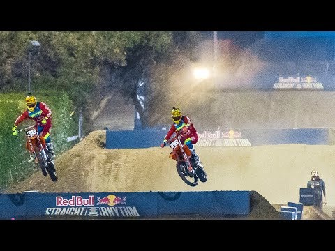 Can you feel the rhythm? | Red Bull Straight Rhythm