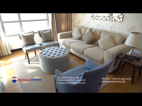 Condo in Makati For Sale in The Residences at Greenbelt