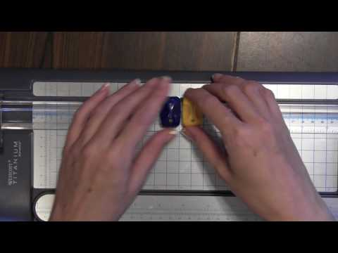Replacing Blade On Westcott Paper Cutter Titanium Blade