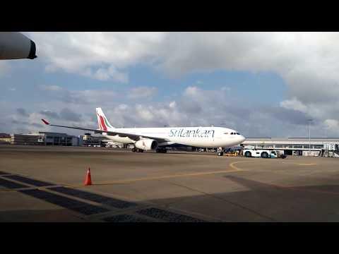 A close look at air traffic of Bandaranaike International Airport