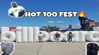 BILLBOARD HOT 100 FEST 2017