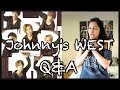 JOHNNY'S WEST Q&A (Eng subs)